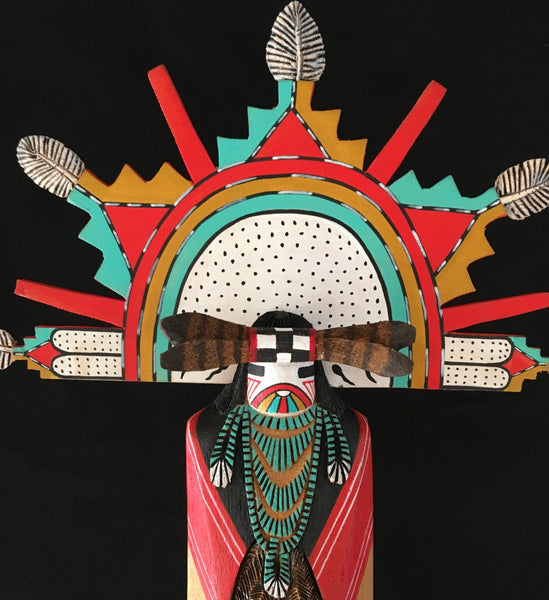 Kachina Dolls and Wooden Sculptures