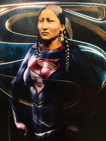 Super Girl, by Roger Perkins