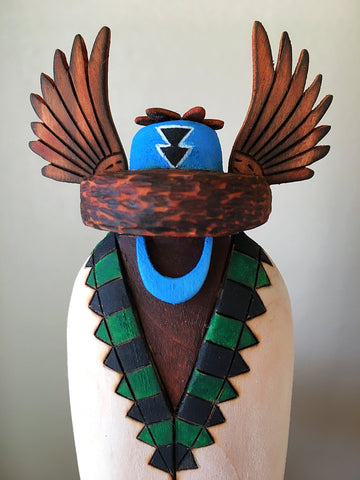 Zuni Crow Mother Kachina