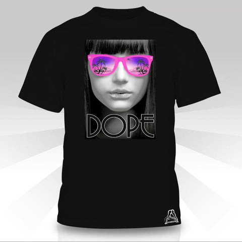 DOPE Hot Girl T-SHIRT