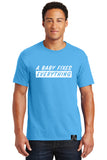 A Baby Fixes Everything T-Shirt - Naked Aggression