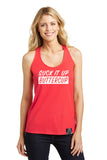 SUCK IT UP BUTTERCUP TANK ADULT SMALL - Naked Aggression