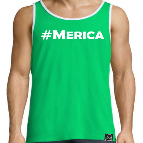 4TH of JULY TANK FUNNY HOLIDAY WEAR - 5 COLORS AVAILABLE! - Naked Aggression