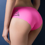 No-Show Seamless Panties by Naked Aggression