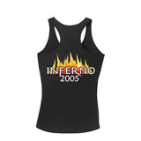 Inferno Soccer Women's Tank Black