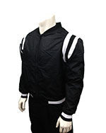 BKS227-Smitty Black Old Collegiate Jacket