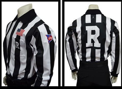 USA129CFO-Dye Sub Cold Weather CFO Football Shirt