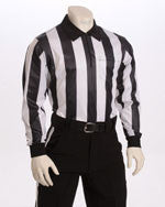 "FBS118-Smitty Heavyweight Football Long Sleeve Shirt w/ 2"" Stripe"