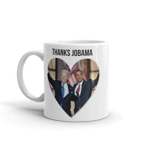 THANKS JOBAMA Mug (11 oz.)