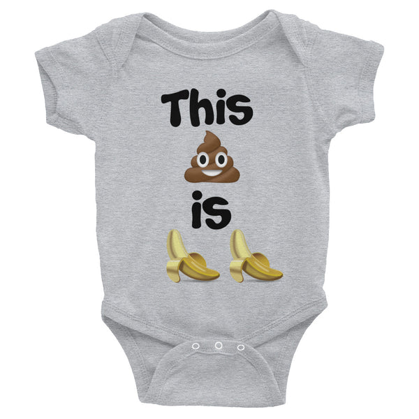 This Sh*t Is Bananas Baby Onesie
