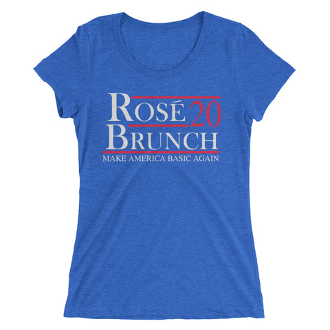 Rosé / Brunch 2020 Ladies Tee