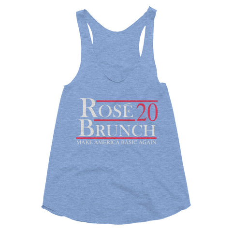 Rosé / Brunch 2020 Ladies Tank