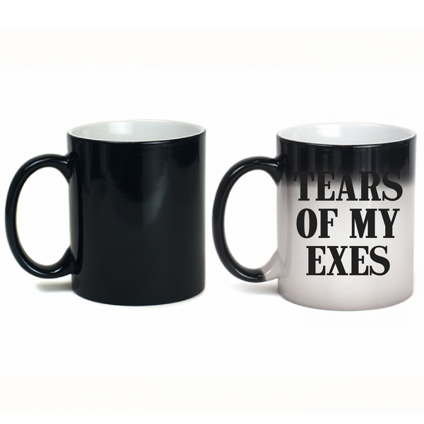 Tears Of My Exes Color Changing Mug