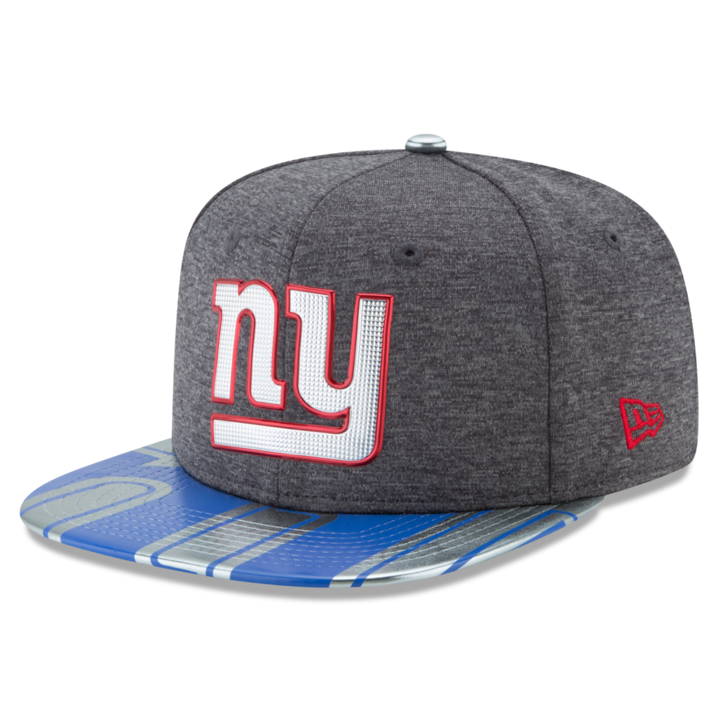 NFL New York Giants Draft Spotlight New Era 9FIFTY Snapback