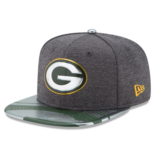 NFL Green Bay Packer Draft Spotlight New Era 9FIFTY Snapback