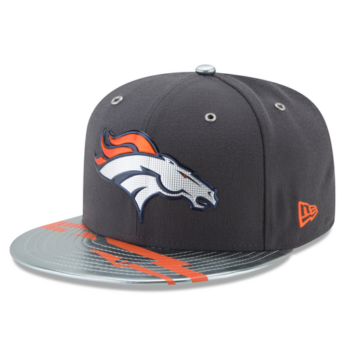 NFL Denver Broncos Draft Spotlight New Era 59FIFTY Hat