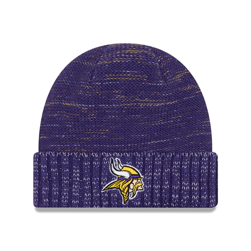NFL Minnesota Vikings 2017 Official Color Rush New Era Knit