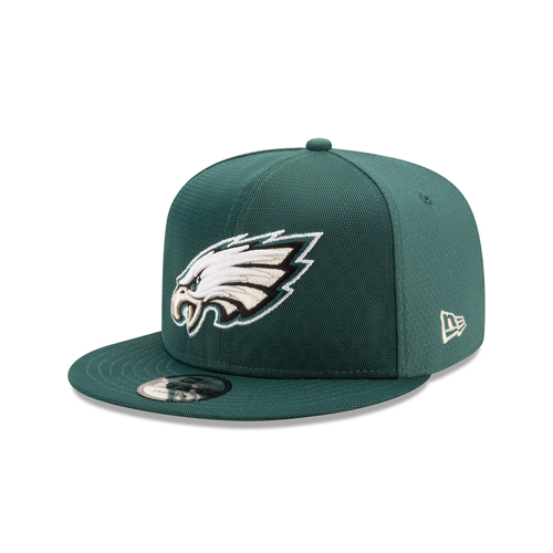 NFL Philadelphia Eagles New Era 2017 Color Rush Reverse Kickoff Team 9FIFTY Snapbacks