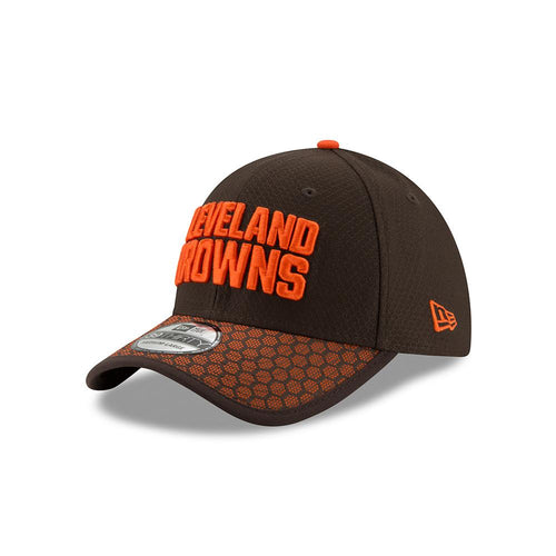 NFL Cleveland Browns New Era 2017 Official Sideline 39THIRTY 1295637f0