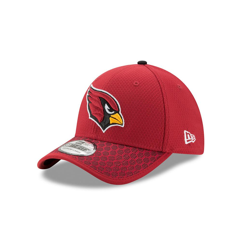 NFL Arizona Cardinals New Era 2017 Official Sideline 39THIRTY – Just ... 1593ef42b