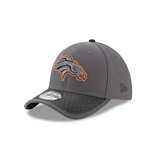 NFL Denver Broncos New Era Graphite 2017 Sideline 39THIRTY