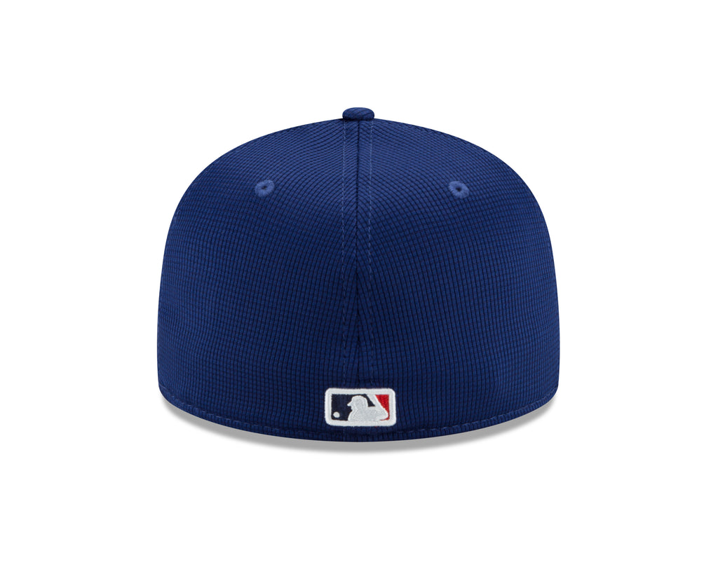 MLB Los Angeles Dodgers Youth New Era 2020 Clubhouse 59FIFTY - Blue