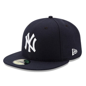 MLB New York Yankees Authentic Collection New Era Fitted 59FIFTY Hat - Just Sports