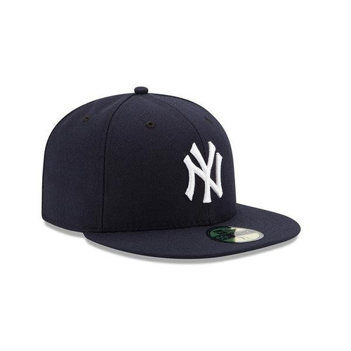 MLB New York Yankees Youth Authentic Collection New Era 59FIFTY New Era  New Era Hats - Just Sports