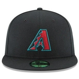 MLB Arizona Diamondbacks Alternate Authentic Collection New Era 5950 Front View