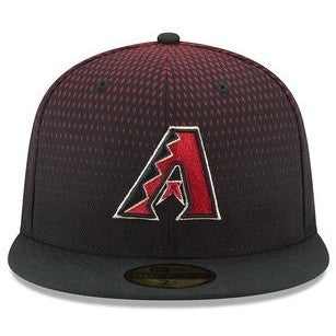 MLB Arizona Diamondbacks Game Authentic Collection New Era 5950