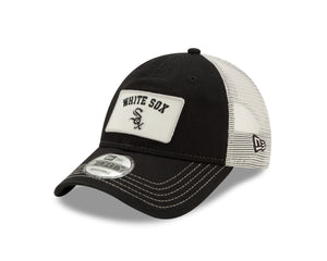 MLB Chicago White Sox New Era Truck 9FORTY - Black - Just Sports