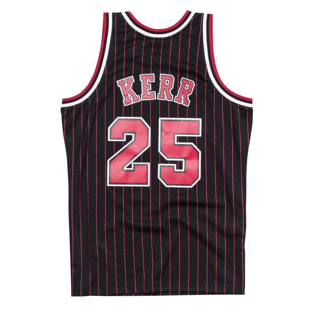 NBA Chicago Bulls Steve Kerr Mitchell & Ness Retro Swingman Jersey - Black