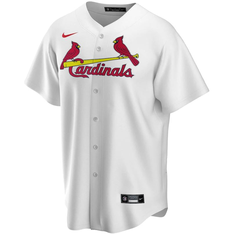 MLB St. Louis Cardinals Paul Goldschmidt Nike Official Home Replica Jersey - White
