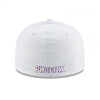 NBA Phoenix Suns New Era Platinum Diamond Era 59FIFTY - White