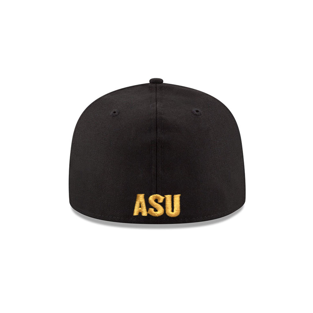 NCAA Arizona State Sun Devils New Era Basic Fork 59FIFTY - Black