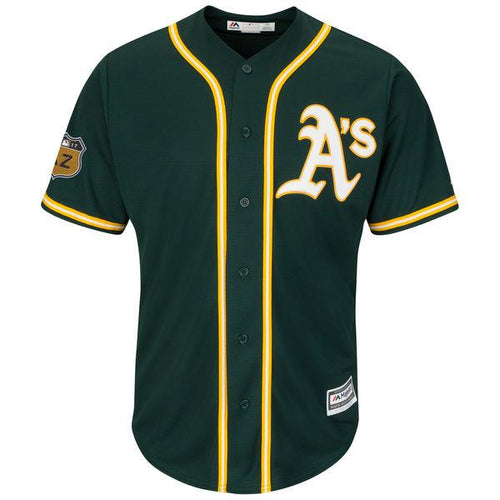 MLB Oakland Athletics Cool Base ® Cactus League Majestic Jersey