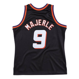 NBA Phoenix Suns Dan Majerie Mitchell & Ness Retro Swingman Jersey - Black - Just Sports