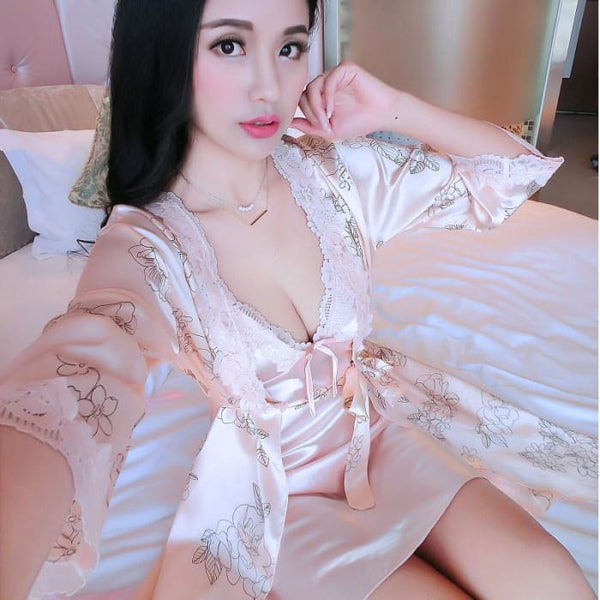 2017 Summer Women Nightgown Women Nightwear Sexy Sleepwear For Women Lingerie Sleepshirts Sexy Nightgowns Sleeping Dress Nightgowns &