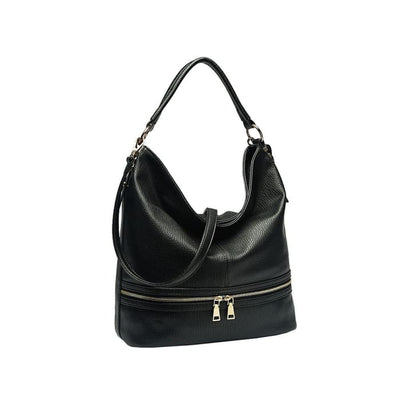 A1766 Francine Black Women - Bags - Shoulder Bags