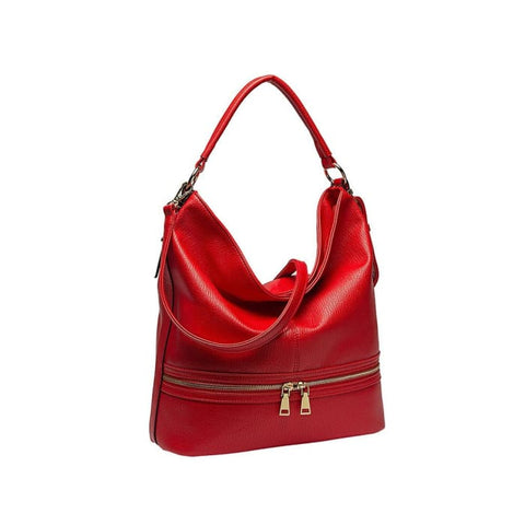 A1766 Francine Red Women - Bags - Shoulder Bags