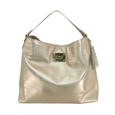 Annie Shopper-Gold Women - Bags - Shoulder Bags