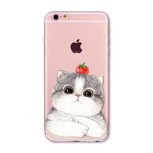 Apple Iphone 7 7Plus 6 6S Plus 6Plus 4 4S 5 5S Se 5C 10 / For Iphone 4 4S Fitted Cases