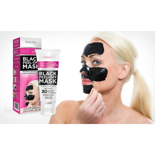 Biovéne Black Peel-Off Mask (3.3Oz.)