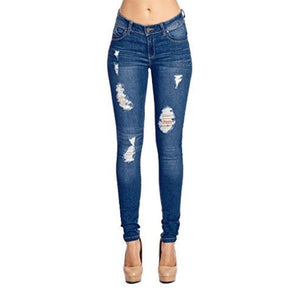 Blue Age Womens Butt-Lifting Skinny Jeans Jp1034_Medium Wash / 1 Jeans