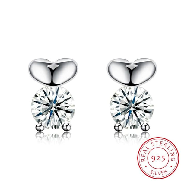 Classic Love Earrings For Girls Stud Earrings