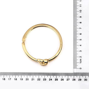 Dauntless Knot Bangle Women - Jewelry - Bracelets