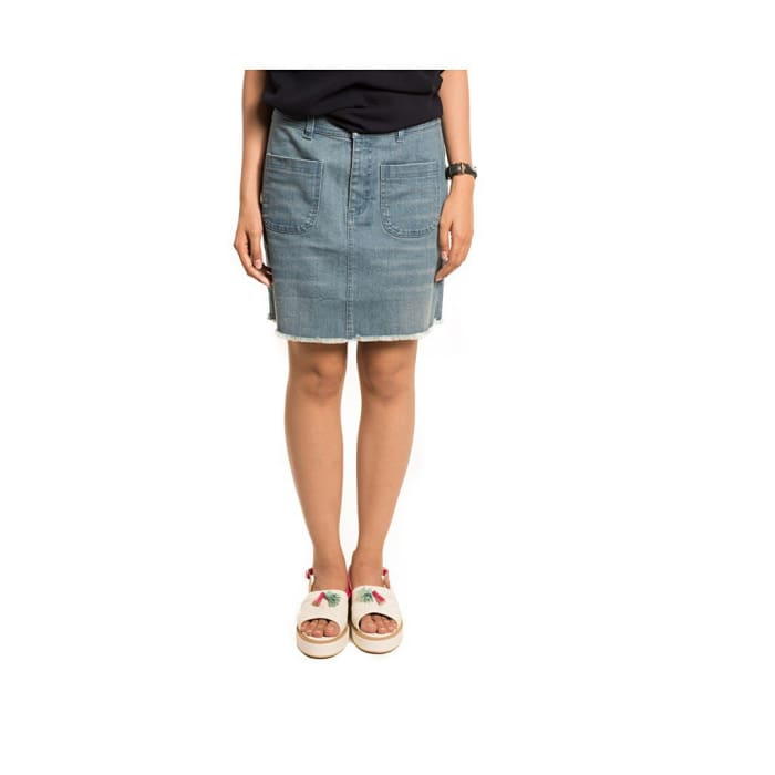 Denim Short Women - Apparel - Denim - Shorts