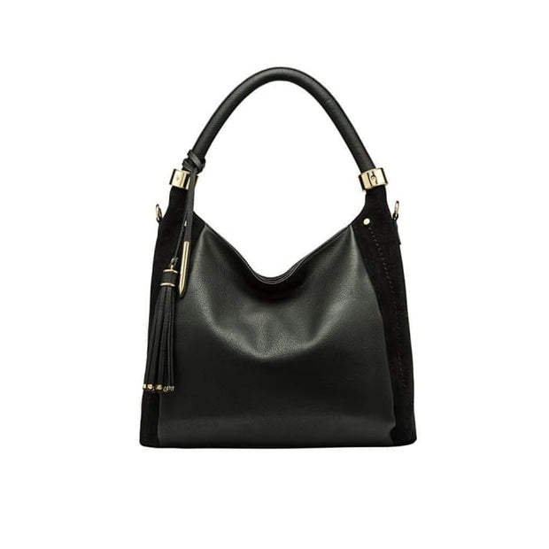 E3008 Rumi Black Women - Bags - Shoulder Bags