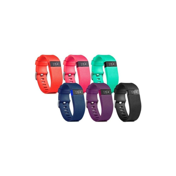 Fitbit Charge Hr Fitness Tracker And Heart Rate Monitor