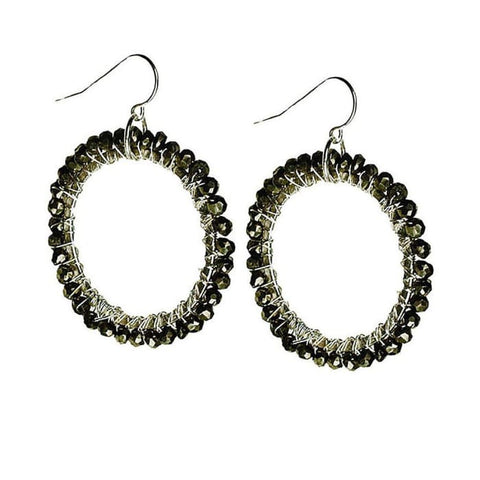 Harlot Hoops Women - Jewelry - Earrings